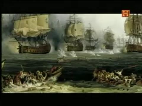 Marina Rusa el nacimiento de la Armada Rusa (3-5) Ep. 1-2.