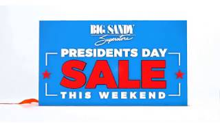 Big Sandy Superstore Presidents Day Furniture