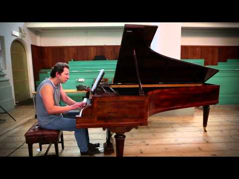 BEETHOVEN - transcriptions by Franz Liszt - Yury Martynov on a Erard piano (1837) - Album TRAILER