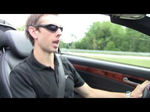 Mercedes SL500 Review