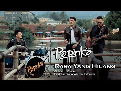 Papinka - Rasa Yang Hilang (Official Music Video with Lyric)
