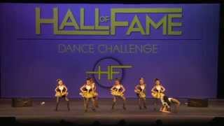 """8 Count Dance Academy """"Wind It Up"""" Mini Small Group Jazz 2014-2015 (Mini Team)"""