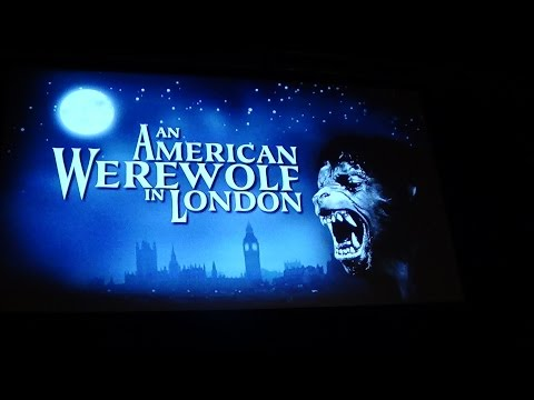 An American Werewolf in London what we learned at  HHN 25 Media Preview 9-8-15
