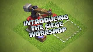 Introducing the Siege Machine! (Clash of Clans Town hall 12 update )