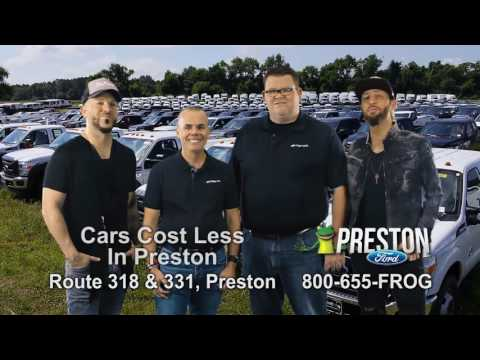 Ford Truck Month with LoCash | Preston Ford of MD