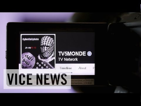 VICE News Daily: Islamic State Disrupts French TV Stations