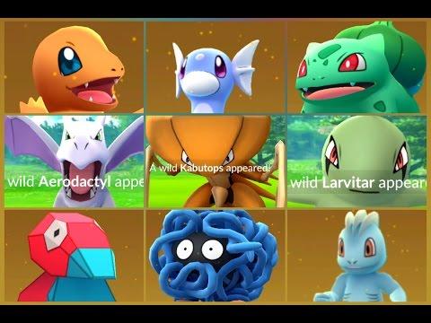 Pokémon GO Egg Hatchings 10k,5k and 2k x20 ~Rare Catches Kabutops Aerodactyl & more