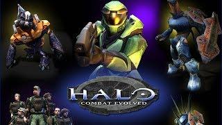Halo Combat Evolved - Campaña - Misión #9 - Keyes (Español - 1080p Xbox)