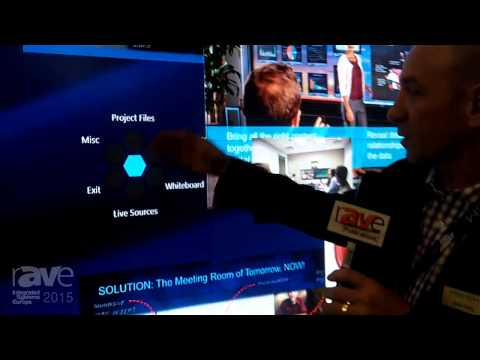 ISE 2015: Prysm Demonstrates Cascade Collaboration Software