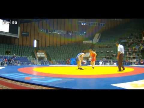 Джанаев (кр)-Богомоев (синий) Чемпионат России 2013