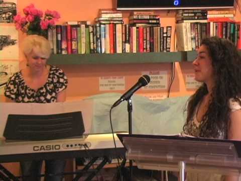 Holland Mariah Grossman sings The Man I Love by George and Ira Gershwin