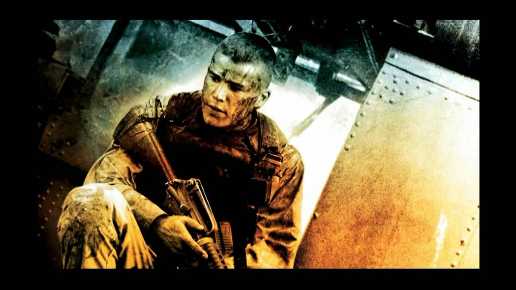 Scene Black Hawk Down Black Hawk Down-end Credits