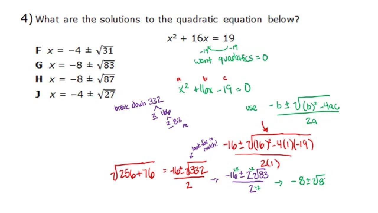 Math worksheets 8th grade pre algebra