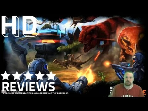 First Look: Orion Dino Horde Gameplay - Upcoming Game - Jungle DLC