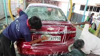 கார் வாட்டர் வாஷ் எப்படி பண்ணுவாங்க தெரியுமா? | Interior Premium Detail Clean, Car Wash, Madurai