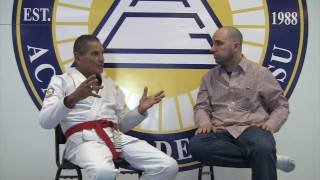 Relson Gracie Stops By!