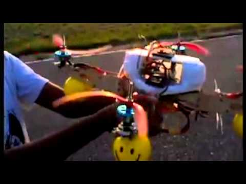 IIT KANPUR QUADCOPTER