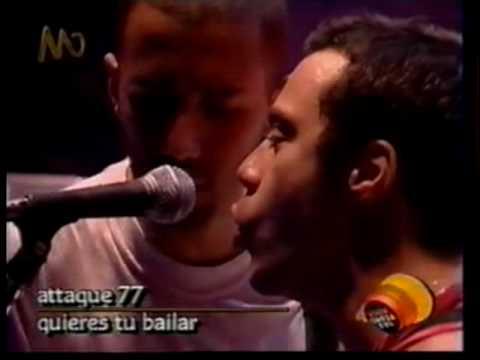 Attaque 77 - Si Tu Quieres Bailar