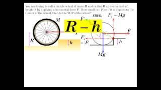 Rotation Equilibrium Part 4