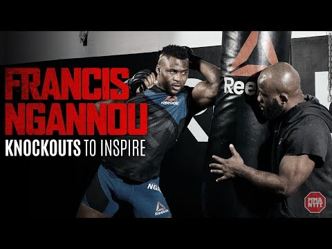 Francis Ngannou: Knockouts To Inspire l UFC 220 Feature Documentary
