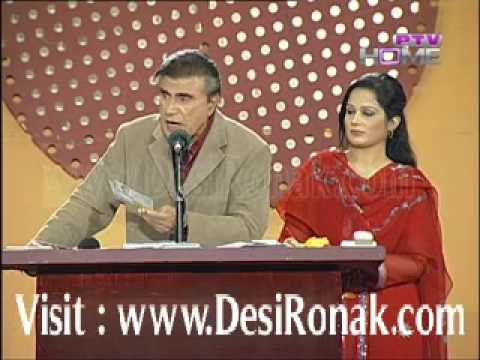 Tariq Aziz Show - 4th nov 2011 p1