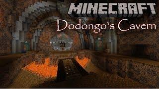 Minecraft Dodongo's Cavern - Zelda Ocarina of Time