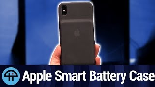 Smart Battery Case for the iPhone XS Max