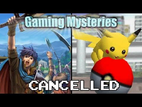Gaming Mysteries: Fire Emblem 64 / Pocket Monsters RPG (N64) Cancelled