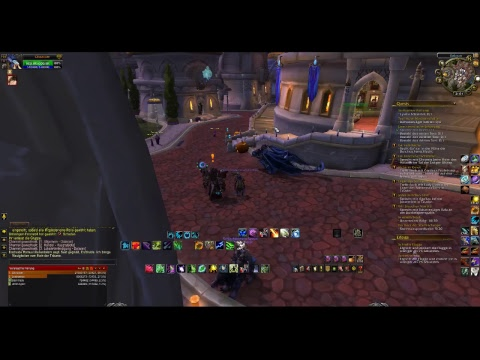 World of Warcraft - Powerleveling LvL (103) Dudu - Health -  Legion Dungeon