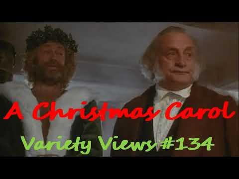 A Christmas Carol (1984) TV Movie Review | Star. George C. Scott | Dir. Clive Donner