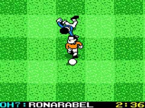 Pocket Sport Series - Neo Geo Cup '98 Plus (World) - NeoGeo Pocket Color [MESS] [shortplay]