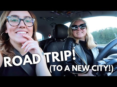 BACK ON THE ROAD (WITH MY BEST FRIEND)! | Katie Carney