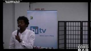 Basketmouth Sketch 1 | February 21st IndigO2