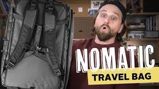 Nomatic Travel Bag (HUGE Review!)