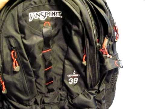 Jansport Odyssey Backpack Review