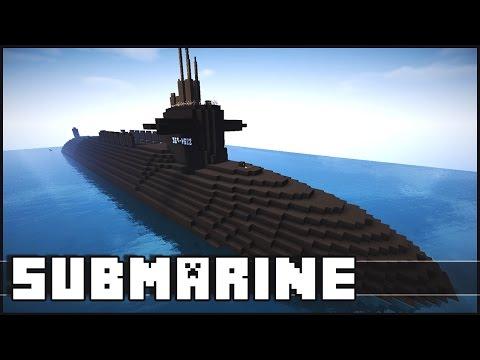Minecraft - Epic Submarine!