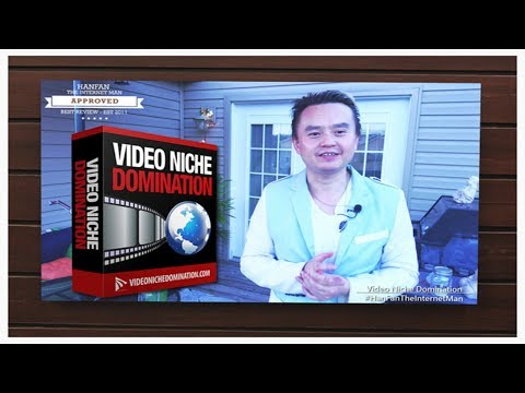 Video Niche Domination Review - get *BEST* Bonus and Review HERE!!!... :) :) :)