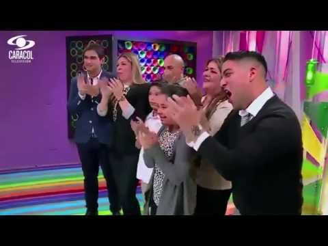 Gabriella cantó 'Titanium' de  David Guetta - LVK Colombia- Audiciones a ciegas - T1