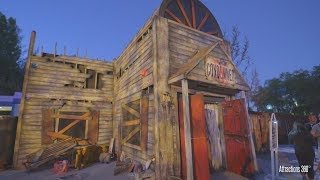 NEW! Condemned Haunted House - Fright Fest 2018 - Six Flags Magic Mountain