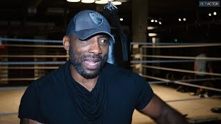 'Anthony Joshua should NEVER GET RID OF Rob McCracken!' | Johnny Nelson