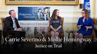 Mollie Hemingway and Carrie Severino | Justice on Trial: The Kavanaugh Confirmation