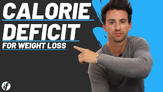 Calorie Deficit For Weight Loss