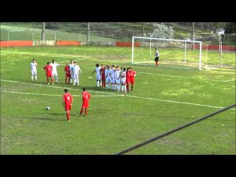 Golo Jo�o Trov�o: Sport Luz e Fanh�es 3-2 Ponte Frielas