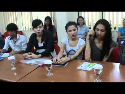 Ourvoice Indonesia - Sanggar Waria Remaja - Audiency Transgender School.mp4
