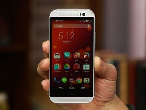 HTC One M8 Google Play Edition: Sweet metal design meets pure KitKat