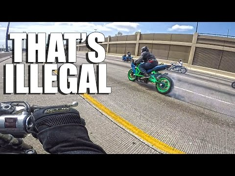 THAT'S ILLEGAL!!!
