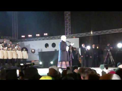 Independence Day, Vilnius, Lithuania, President Ms Dalia Grybauskaite, 210-03-11