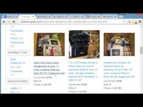 bstocksupply.com auction bidding and review #12
