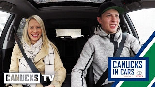 Troy Stecher – Canucks in Cars