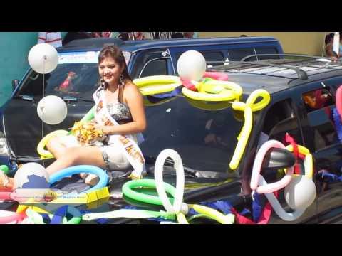 Fiestas Patronales De Santiago Nonualco 2011